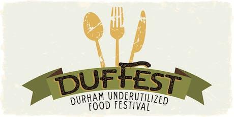 DUFFest II tickets