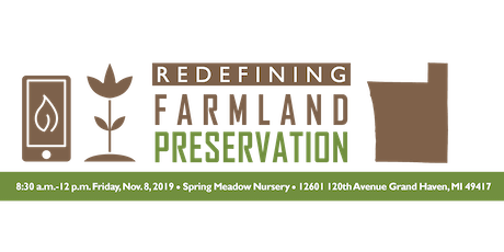 Redefining Farmland Preservation tickets