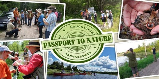 POSTPONED DATE Passport to Nature: Hike the Wildlands