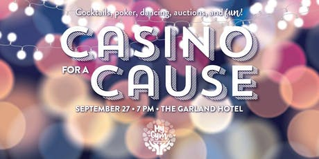 My Gym Foundation's Casino for a Cause!  tickets