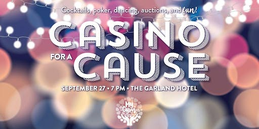 My Gym Foundation's Casino for a Cause!