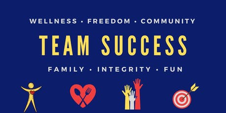 "TEAM SUCCESS ""Celebration"" Dinner tickets"