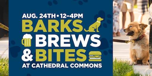 Barks, Brews, & Bites