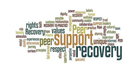 Franklin County PEER Voices Educational Series: Trauma Informed Peer Support tickets