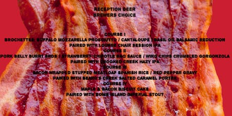 Beer Dinner: The Bacon Edition tickets