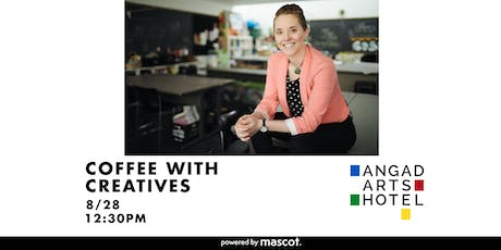 Coffee With Creatives | Paige Walden - Johnson of  CommUNITY Arts STL  tickets
