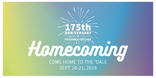 Class Reunions at Hillsdale College Homecoming 2019