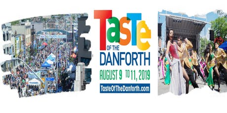 Taste of the Danforth tickets