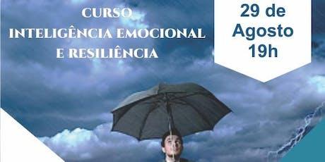 Curso de Inteligência Emocional e Resiliência ingressos
