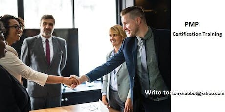 PMP (Project Management) Certification Training in Campbell River, BC tickets