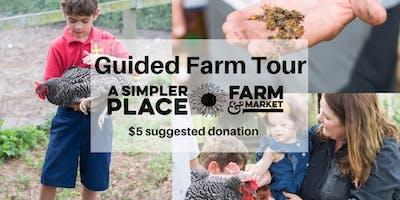 Free Guided Farm Tour
