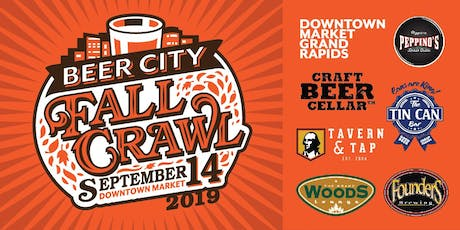 Beer City Fall Crawl tickets