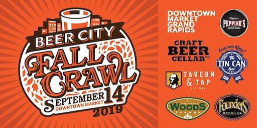 Beer City Fall Crawl