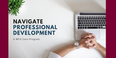 Navigate Professional Development Program tickets