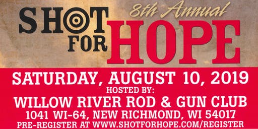 8th Annual Shot for Hope Shooting Event