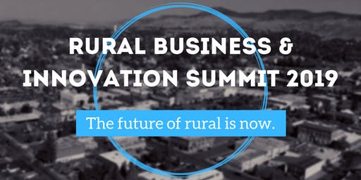 Rural Business and Innovation Summit 2019