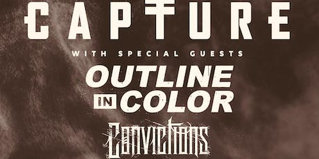 CAPTURE, Outline In Color, Convictions, Daemon Grimm at Southport Music Hall tickets