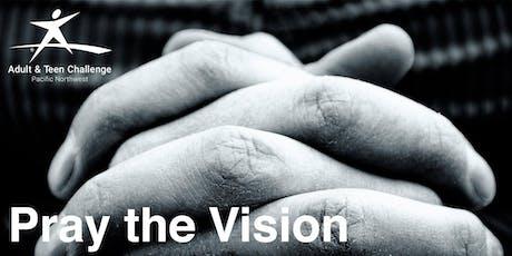 Pray the Vision, Spokane tickets