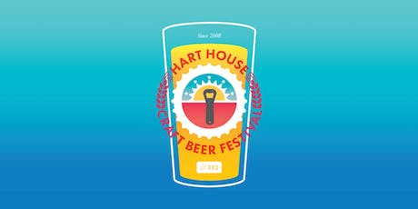 12th Annual Hart House Craft Beer Festival & BBQ 8:30PM tickets