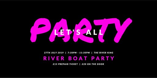 River Boat Party
