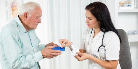 Home Health Care Service Training Education tickets