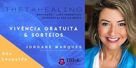 VIVÊNCIA GRATUITA THETAHEALING  -  São Leopoldo / RS - Outubro ingressos