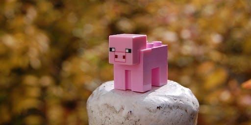 Minecraft Mania Juniors (September 10 - December 3)