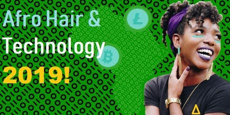 Afro Hair Tech - Black to the future PT3 tickets