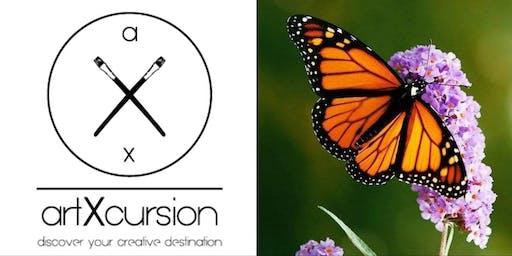 Artxcursion Presents: Beauty Of The Butterflies