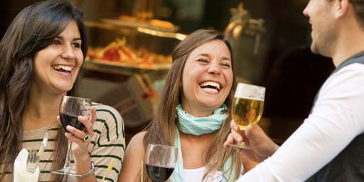Extend Your Art Walk with a Beer & Wine Walking Tour!