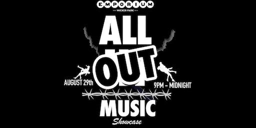 All Out Music Showcase!