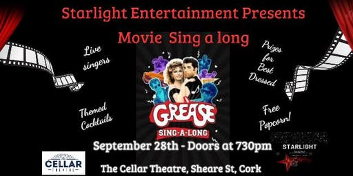 Grease Movie Sing a long - Starlight