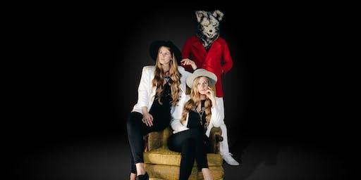 TOC'S MOON SERIES: Shook Twins w/AC Sapphire