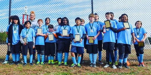 Soccer (ages 12-13)