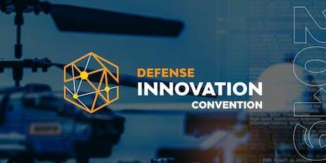 Defense Innovation Convention tickets