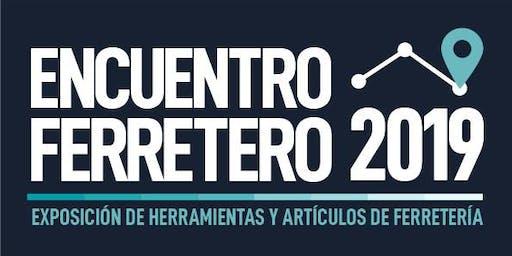 RUEDA DE NEGOCIOS  ENCUENTRO FERRETERO - Mar del Plata - 2019