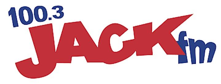100.3 JACK-FM Presents Graceland Ninjaz - The King of Party Bands image