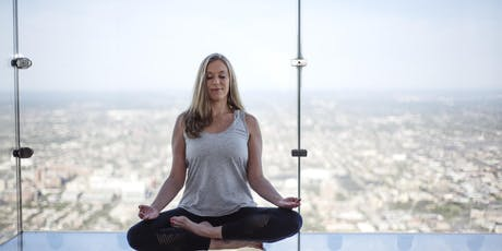Sunset Meditation in the Sky - Chicago Skydeck Willis Tower tickets