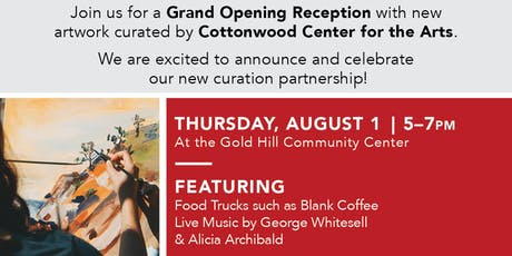 New Art Curation Grand Opening Event tickets