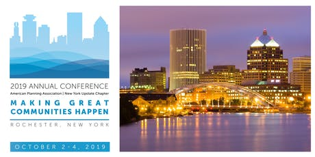 2019 NY Upstate APA Chapter Conference tickets