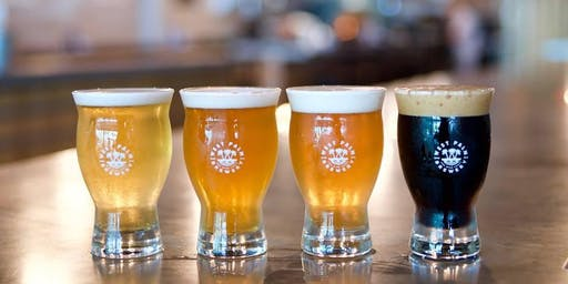 Behind the Glass: Beer Tasting Tour