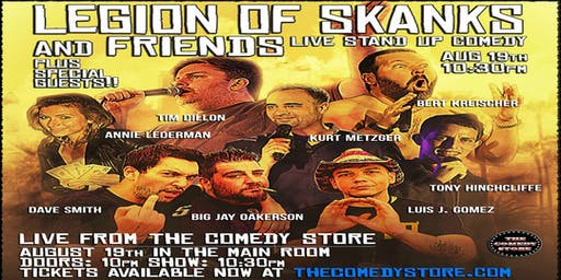 Legion of Skanks  & Friends
