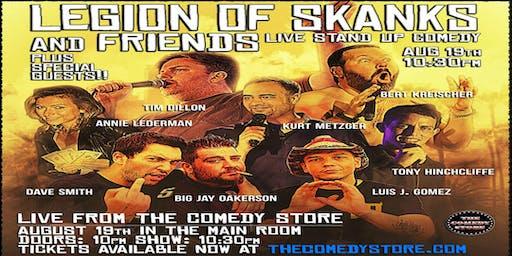 Legion of Skanks  & Friends