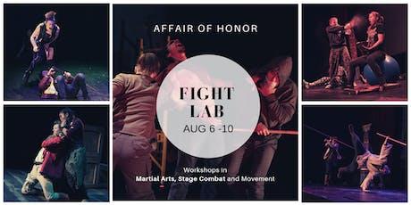 Fight Lab 2019 tickets