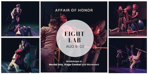 Fight Lab 2019