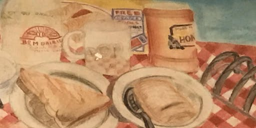 Observational Drawing and Colour work based on Still life groups- scholarship level.
