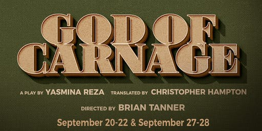 "RHCR Theatre Presents: ""God of Carnage"""