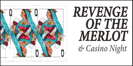 Revenge of the Merlot tickets