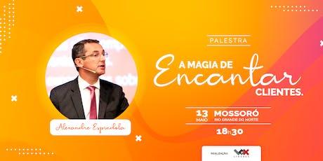 "Palestra"" A Magia de Encantar Clientes' - Recife ingressos"