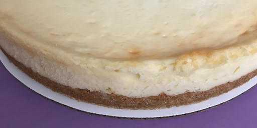 Annie's Signature Sweets Cheesecake class